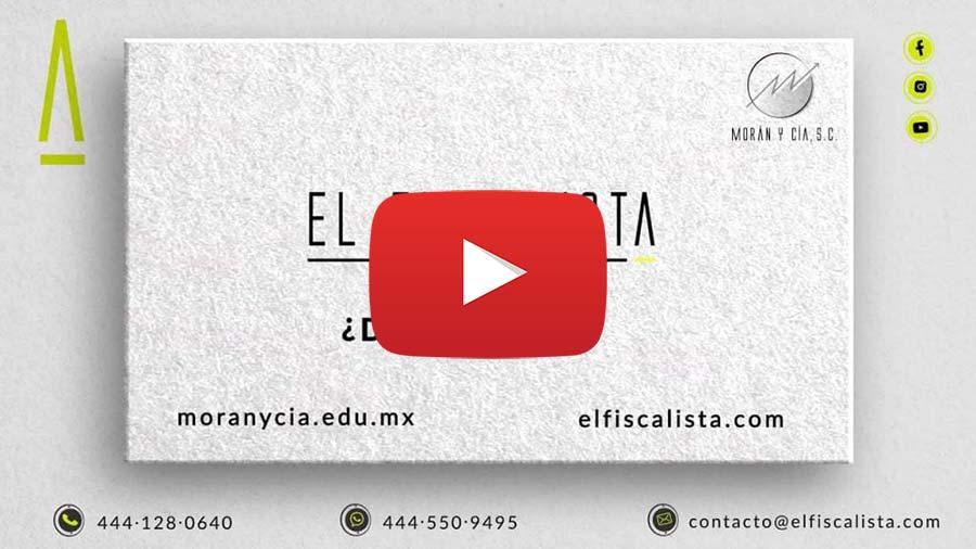 Cursos fiscales en línea con videos de contadores y abogados